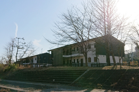 奥多摩の木造集合住宅団地_a0147436_15265581.jpg