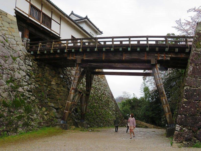 桜がきれいな彦根城(国宝)を散策20190410_e0237645_21080784.jpg