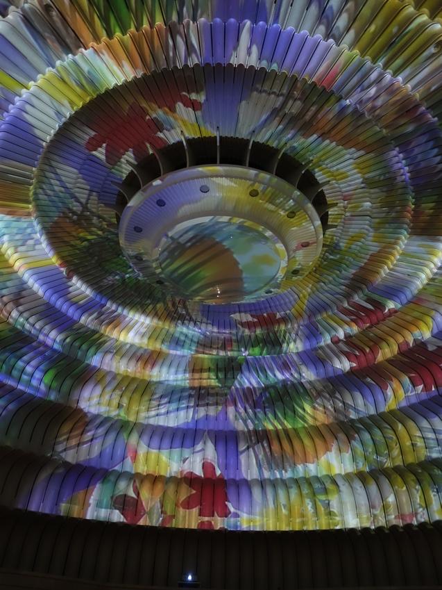 ATAMIせかいえ (5)MOA美術館、「オー・ミラド-」_b0405262_20383347.jpg