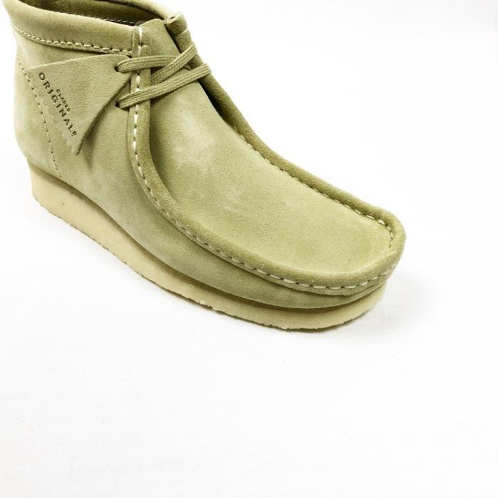 "Clarks \""Wallabee Boot\""_b0121563_14305922.jpg"