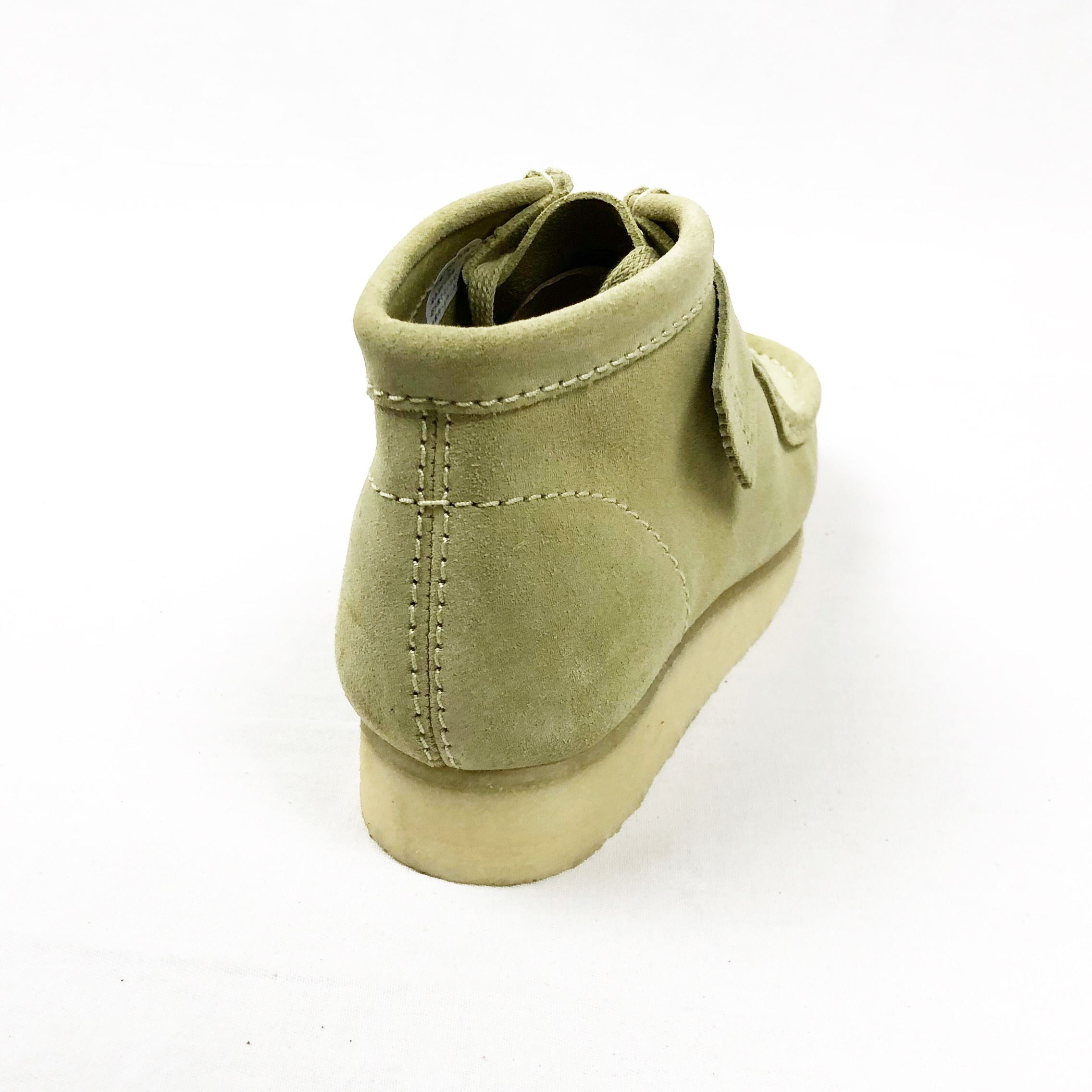 "Clarks \""Wallabee Boot\""_b0121563_14310029.jpg"
