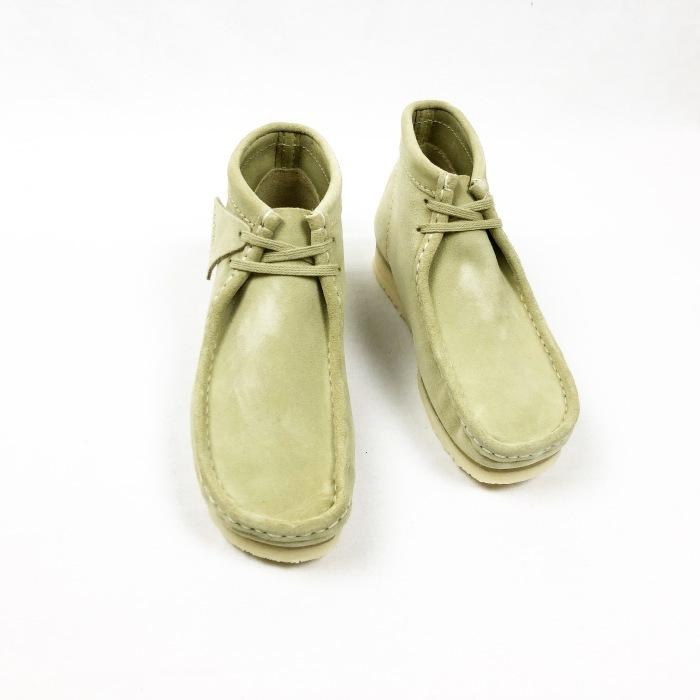 "Clarks \""Wallabee Boot\""_b0121563_14310685.jpg"