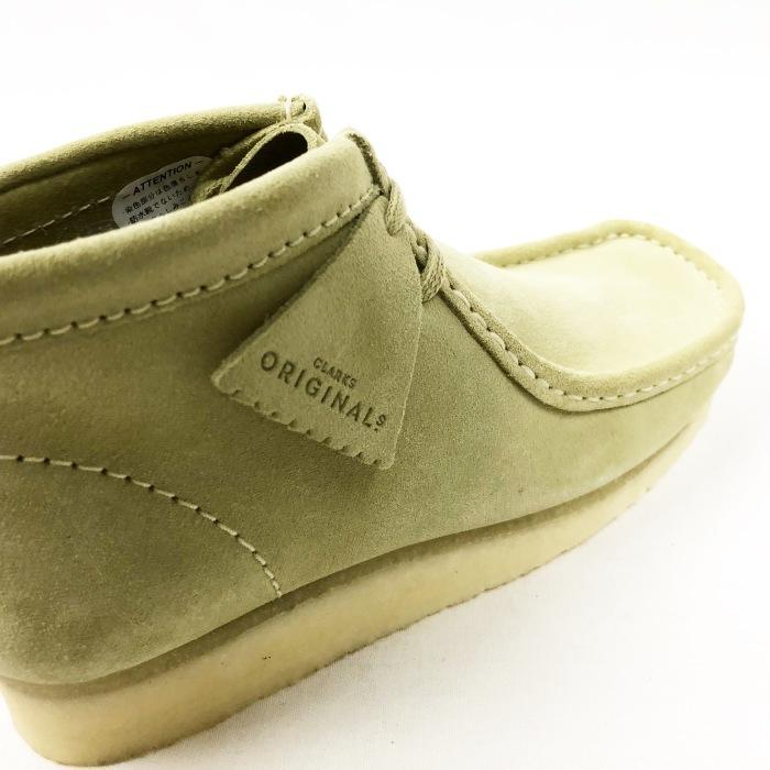 "Clarks \""Wallabee Boot\""_b0121563_14311383.jpg"