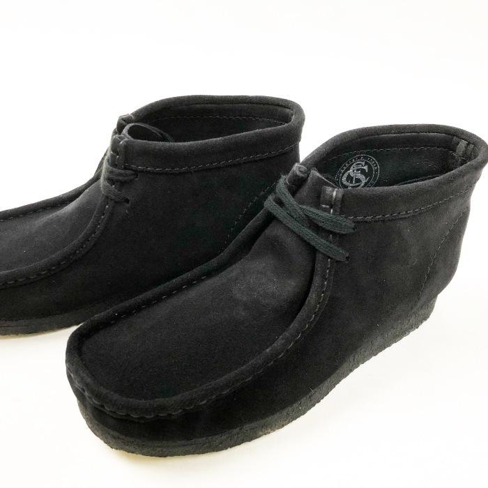 "Clarks \""Wallabee Boot\""_b0121563_14311466.jpg"