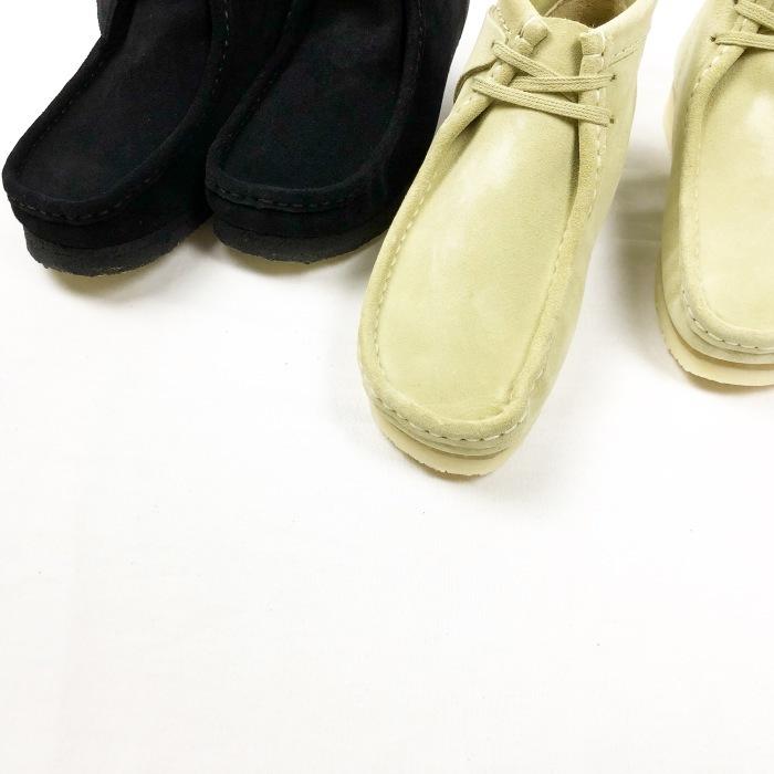 "Clarks \""Wallabee Boot\""_b0121563_14311487.jpg"