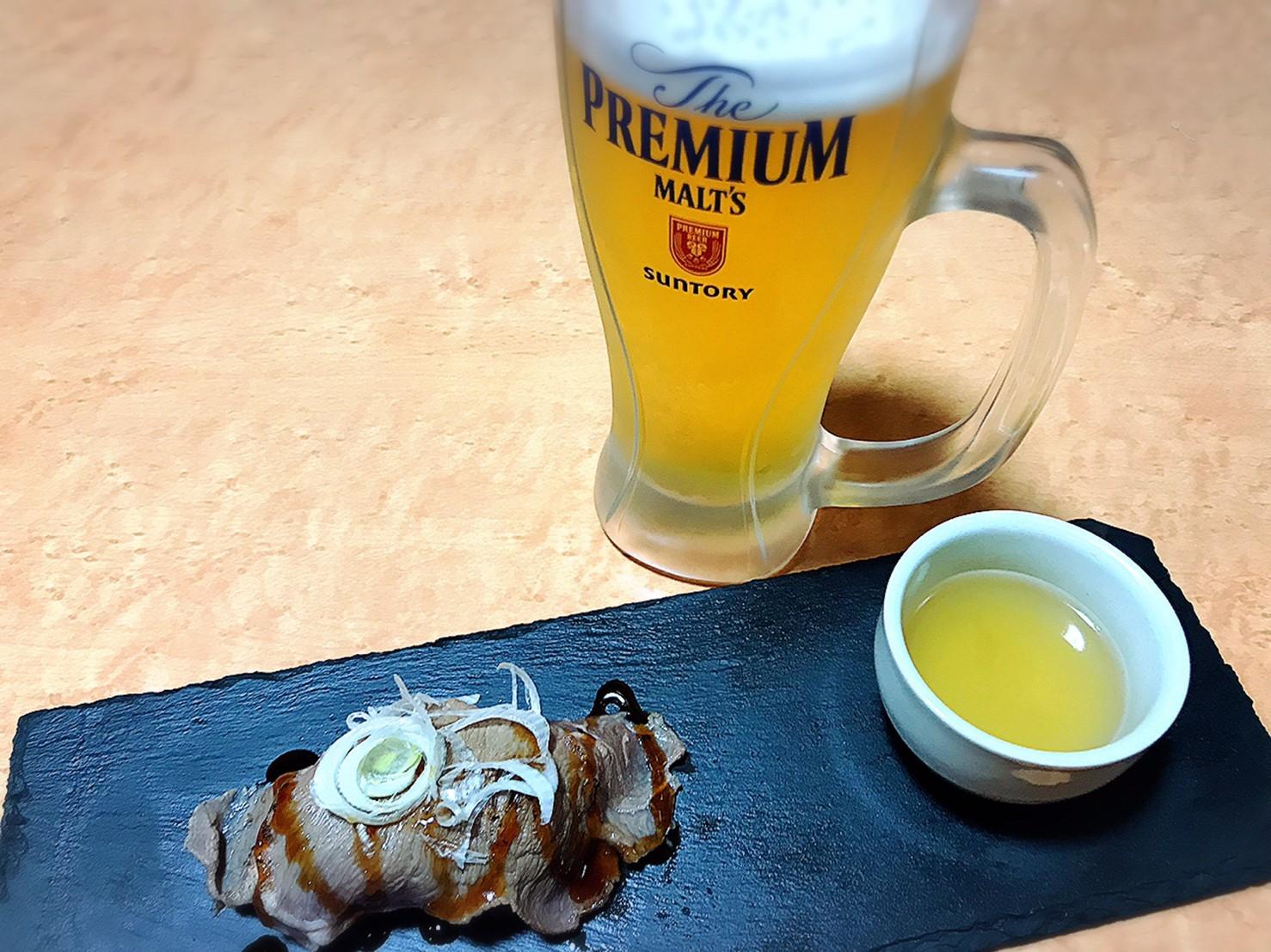 鉄板串焼きとおでんのお店 肉でん/札幌市 東区_c0378174_19445609.jpg