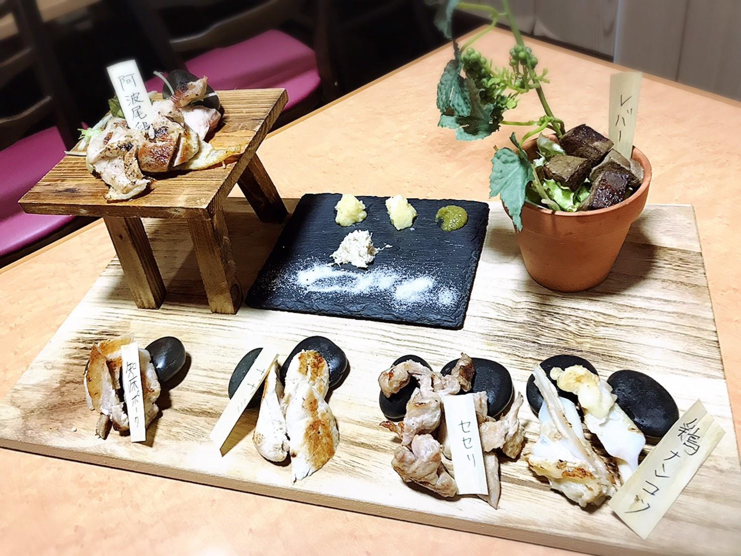 鉄板串焼きとおでんのお店 肉でん/札幌市 東区_c0378174_19452262.jpg