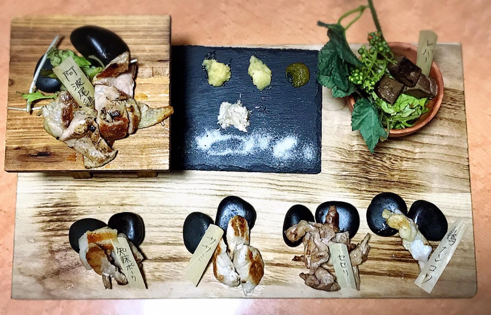 鉄板串焼きとおでんのお店 肉でん/札幌市 東区_c0378174_19452920.jpg