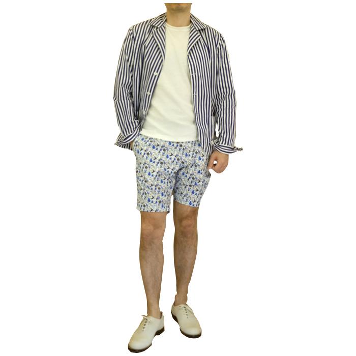 Salvatore Piccolo サルヴァトーレ・ピッコロ ロンドンストライプシャツジャケット(ジャッカ・シマジ)_c0118375_15013203.jpeg