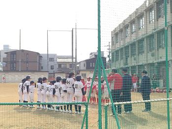 チビ輔 4年生最後 野球練習試合~☆_e0123286_15015143.png