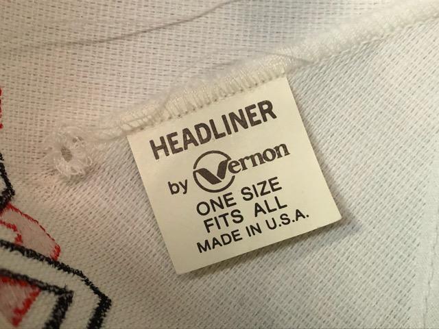 """4月20日(土)マグネッツ大阪店、服飾雑貨入荷!!#2 Made In USA \""""Headwear\""""!!_c0078587_16242073.jpg"""