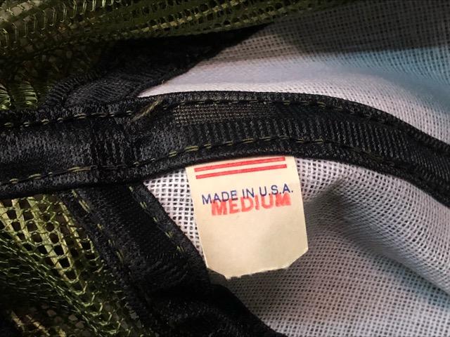 """4月20日(土)マグネッツ大阪店、服飾雑貨入荷!!#2 Made In USA \""""Headwear\""""!!_c0078587_1655049.jpg"""