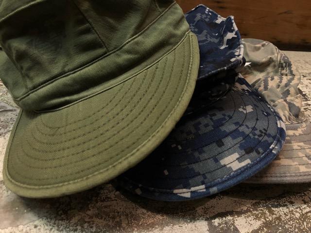 4月20日(土)マグネッツ大阪店、服飾雑貨入荷!!#3 U.S.Military編Part 1 Cushion & WebBelt、Cap!!_c0078587_1836682.jpg