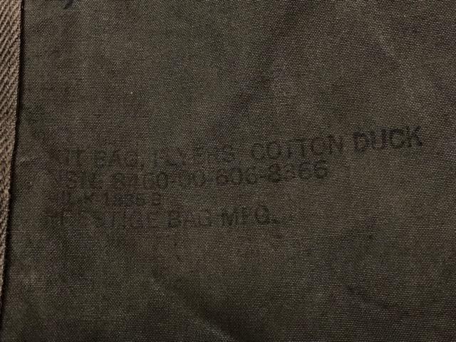 4月20日(土)マグネッツ大阪店、服飾雑貨入荷!!#4 U.S.Military編Part 2 MilitaryBag!!_c0078587_20165478.jpg