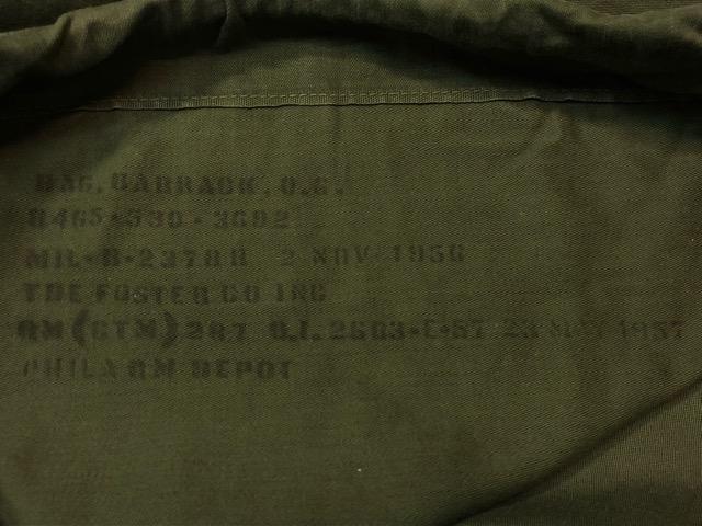 4月20日(土)マグネッツ大阪店、服飾雑貨入荷!!#4 U.S.Military編Part 2 MilitaryBag!!_c0078587_2023458.jpg