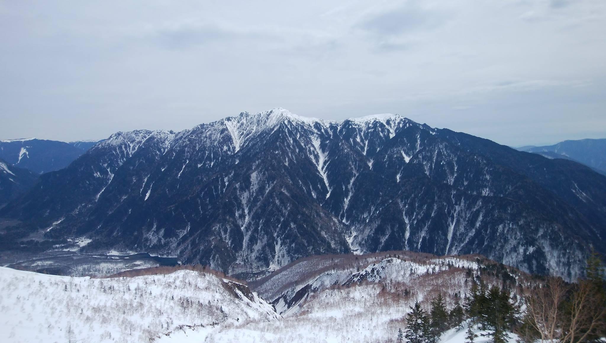 焼岳 南峰_e0231387_11505695.jpg