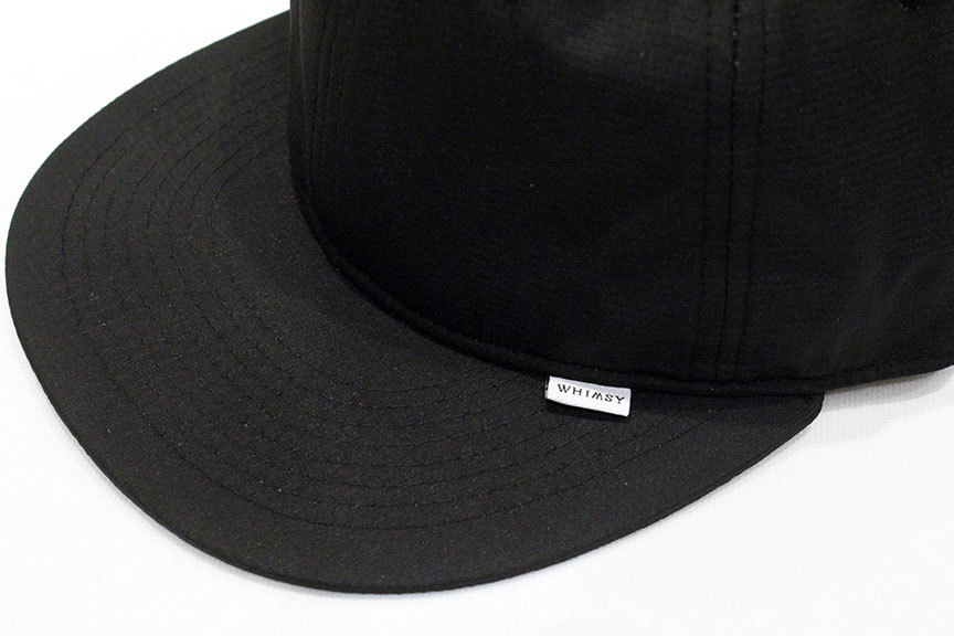 "WHIMSY (ウィムジー) "" NYLON RIPSTOP CLUB HAT \""_b0122806_12342897.jpg"