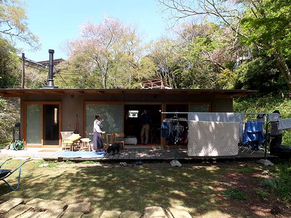 茅ヶ崎の平屋、竣工一年半での点検_b0038919_10153460.jpg
