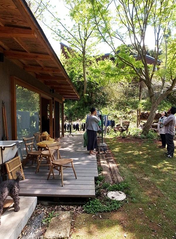 茅ヶ崎の平屋、竣工一年半での点検_b0038919_10242991.jpg