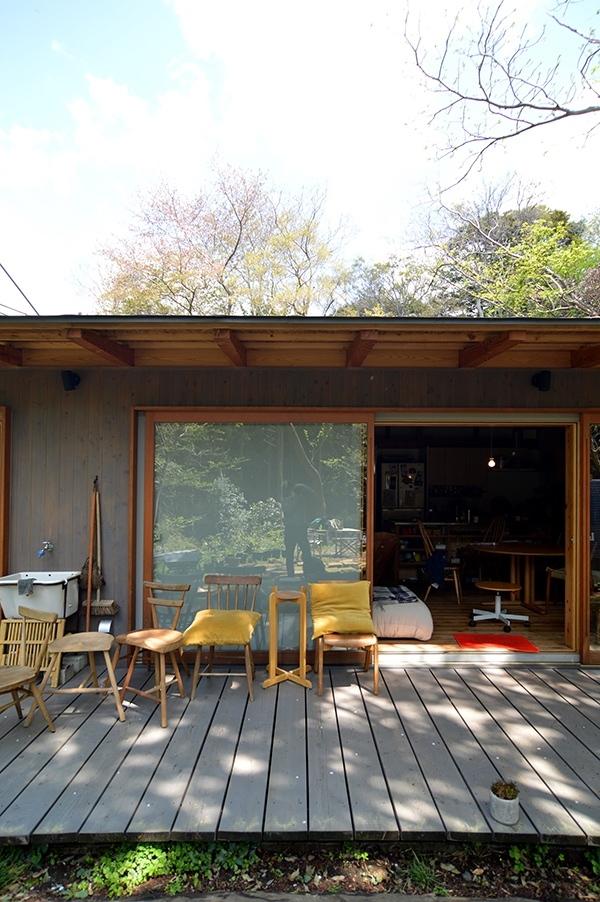 茅ヶ崎の平屋、竣工一年半での点検_b0038919_10265941.jpg