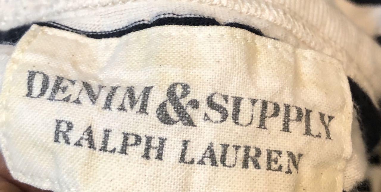 4月20日(土)入荷! Denim&Supply(by ラルフローレン) ヘンリーネック ボーダーTシャツ! _c0144020_13562022.jpg