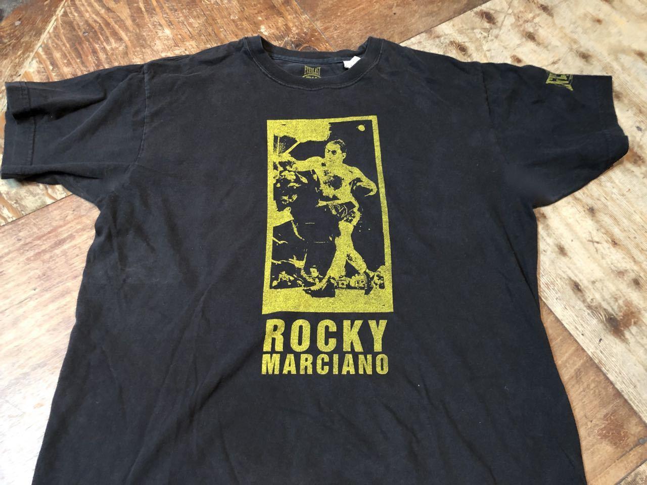 4月20日(土)入荷!MADE IN U.S.A  EVERLAST  ロッキーマルシアーノ Tシャツ! _c0144020_14351016.jpg