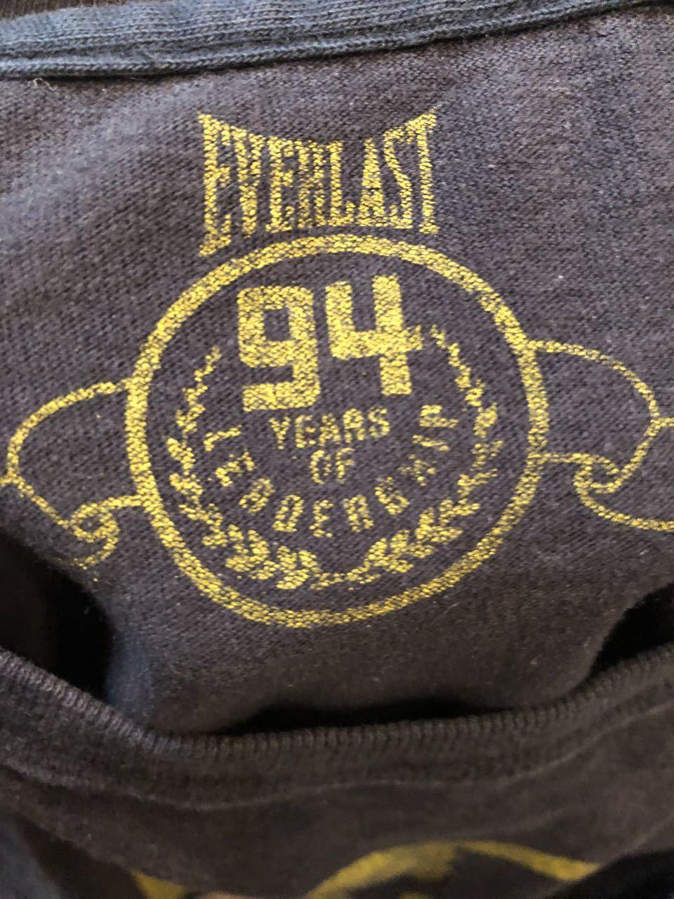 4月20日(土)入荷!MADE IN U.S.A  EVERLAST  ロッキーマルシアーノ Tシャツ! _c0144020_14351683.jpg