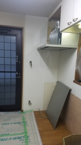 M様邸(安佐南区長楽寺)システムキッチン工事_d0125228_07511485.jpg