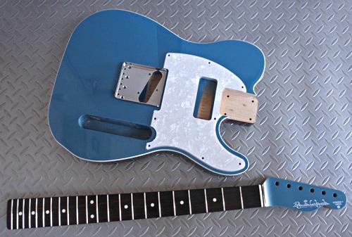 青系メタリックのStandard-T × 2種の塗装が完了です!_e0053731_16015061.jpg