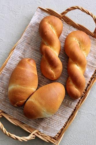 パン教室で「酒種バターロール」と「豚の角煮パーカーハウスサンド」_a0165538_19102216.jpg