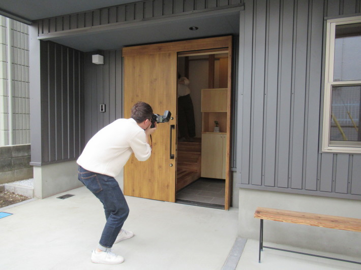 座間市緑ヶ丘の家☆竣工写真撮影の日_c0152341_01314192.jpg