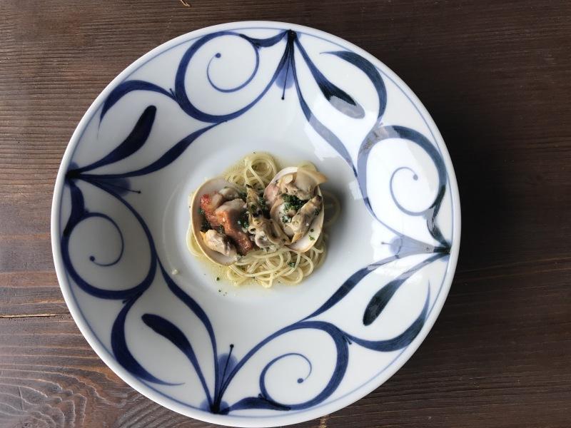 4月の料理「豚&アサリ・ポルトガル風」_d0177560_17060220.jpeg