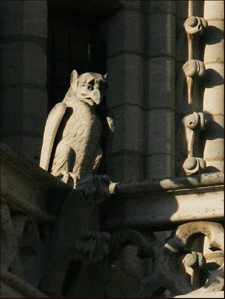<ノートルダム大聖堂>の火災から七十二時間以上たってもまだ呆然としています_a0031363_06240969.jpg