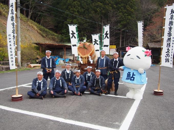 山開き祭・が行われました。_c0238069_14570457.jpg