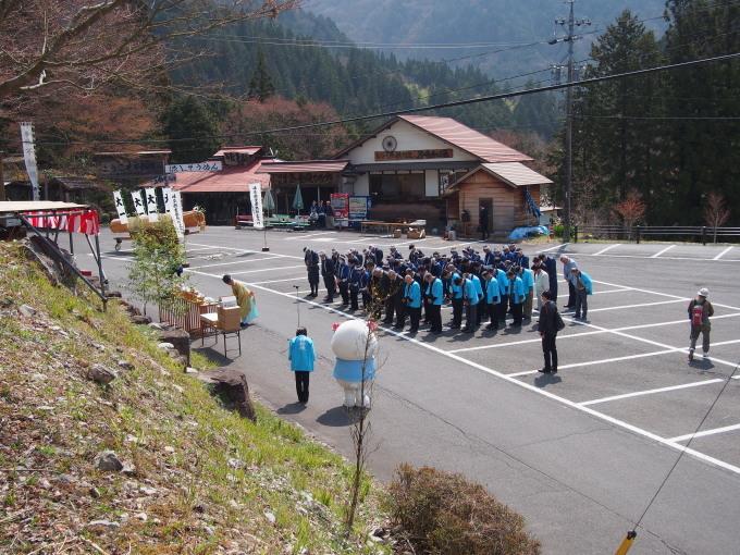 山開き祭・が行われました。_c0238069_14580649.jpg