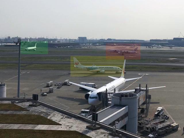 羽田・JAL・スペシャルマーキング3機(だが、殆どわからない画像。。。)_c0005077_23282990.jpg