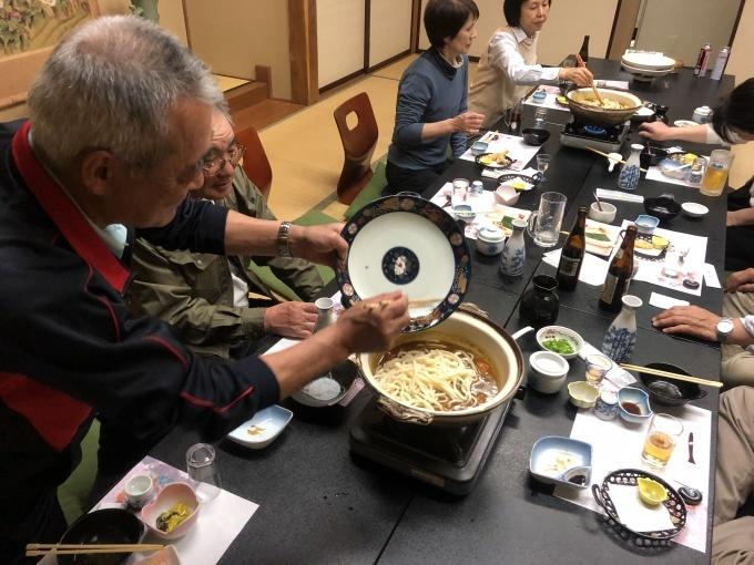 鍋の〆は糀六華カレーうどん_d0182179_00065252.jpg