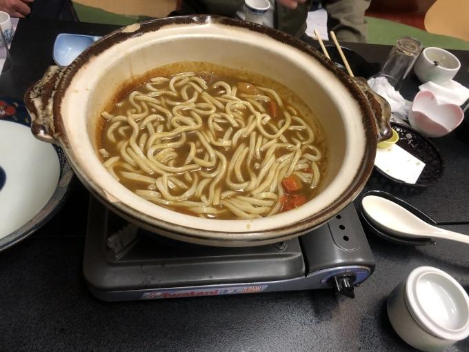 鍋の〆は糀六華カレーうどん_d0182179_00073082.jpg