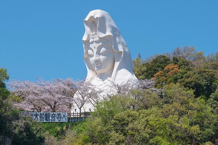 大船観音寺と桜_b0145398_18534472.jpg