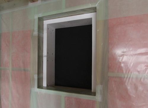 超高性能アルミサッシ地窓のΨInstall_e0054299_10342712.jpg