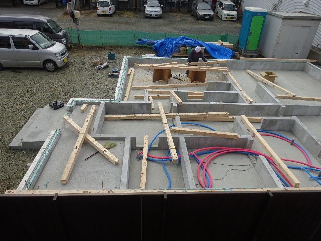 西仙北の家 大工の刻みが終盤です。_f0105112_05135938.jpg