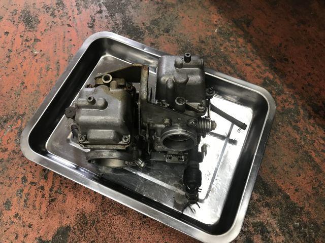 XV750 カスタム エンジンかかった~!_a0164918_10030988.jpg