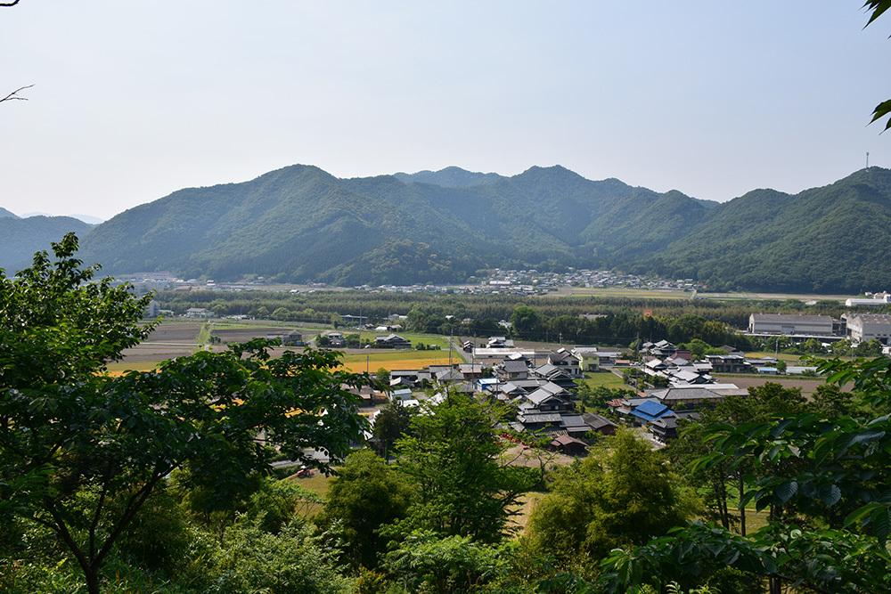 黒田官兵衛の生誕地と伝わる播磨黒田城跡を訪ねて。_e0158128_19472019.jpg