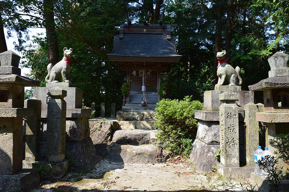 黒田官兵衛の生誕地と伝わる播磨黒田城跡を訪ねて。_e0158128_19500364.jpg