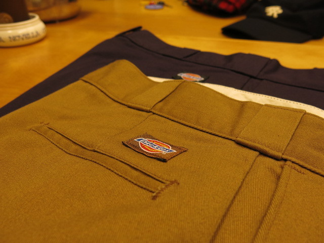 """VINTAGE DICKIES PANTS / MADE IN USA\""ってこんなこと。_c0140560_09122903.jpg"