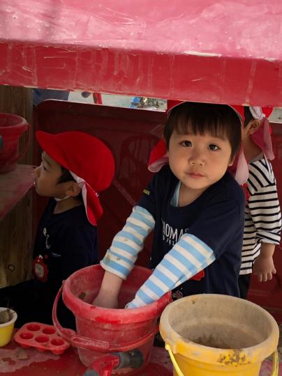 幼稚園楽しいよ〜^_^_f0324461_17541153.jpg