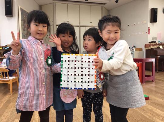 幼稚園楽しいよ〜^_^_f0324461_18033854.jpg