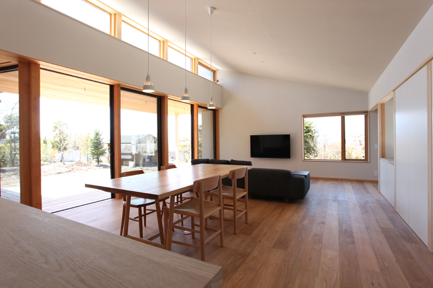 ホームページを更新 豊科光の平屋住宅_c0354072_02515208.jpg