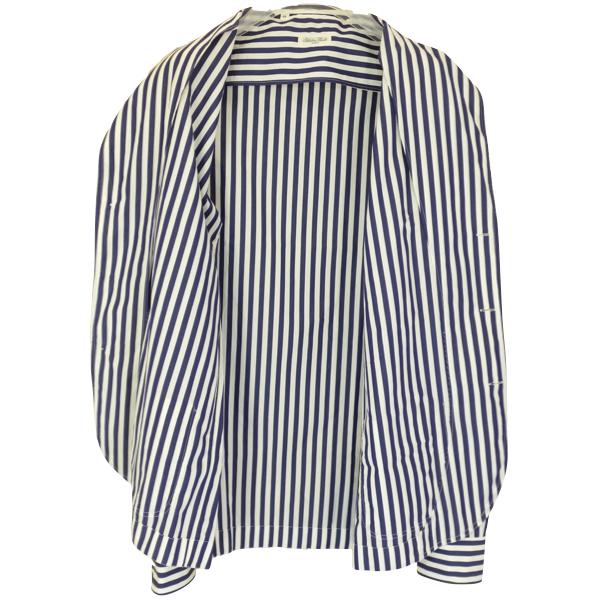 Salvatore Piccolo サルヴァトーレ・ピッコロ ロンドンストライプシャツジャケット(ジャッカ・シマジ)_c0118375_16125683.jpeg