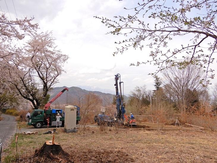 武川町F山さん邸の現場より 3_a0211886_13393935.jpg